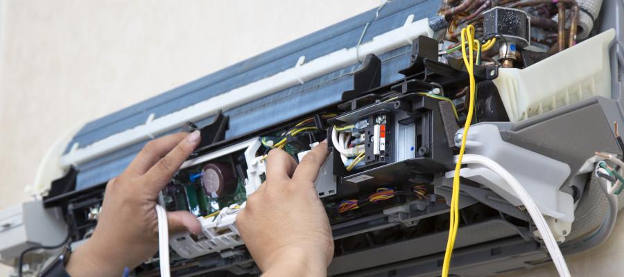 Mantenimiento y sellado de conductos de aire acondicionado Benetússer